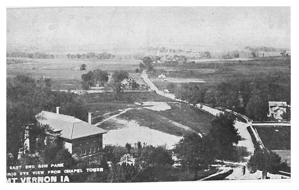 photo of Aerial View of East End Ash Park