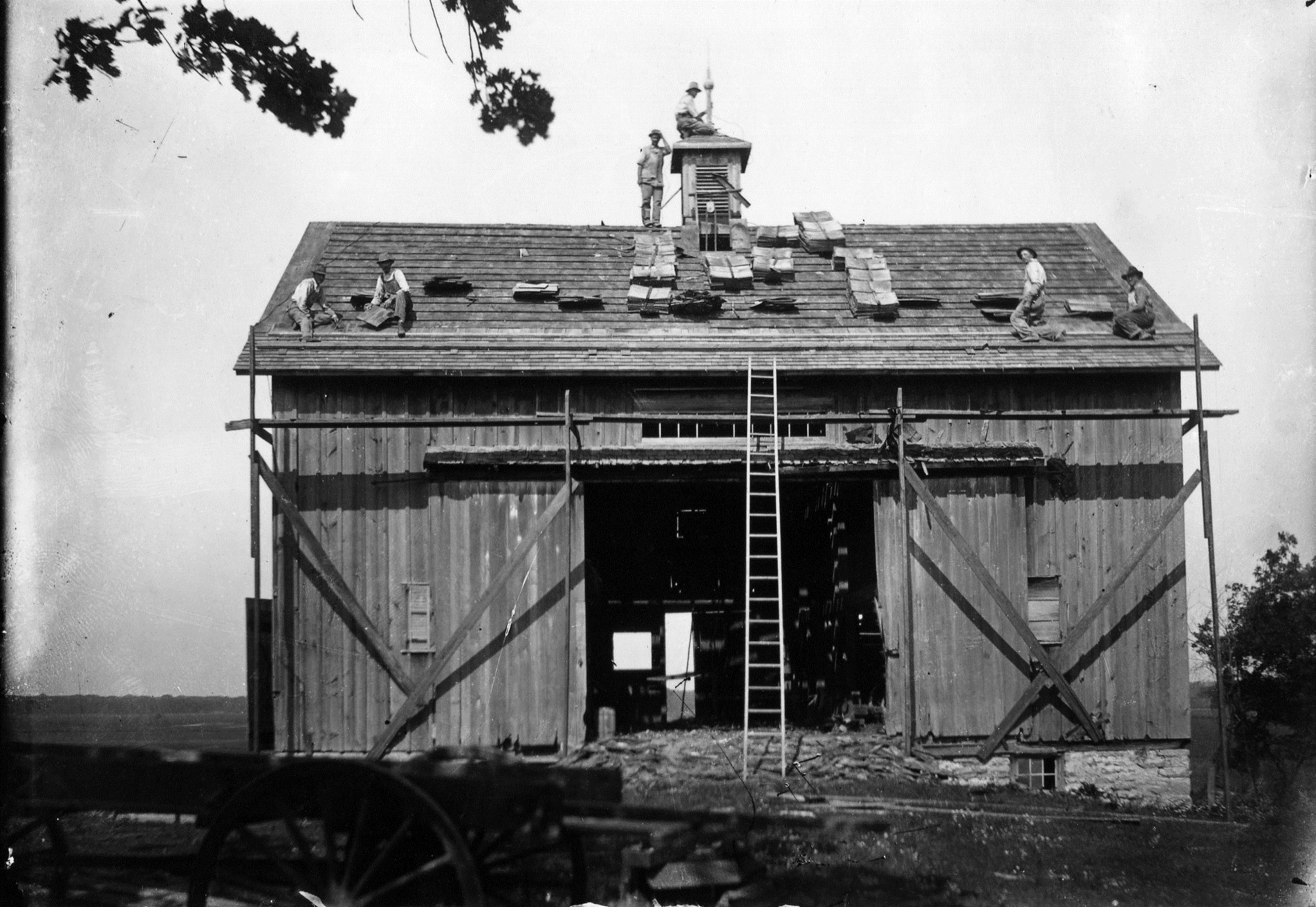 photo of Bank Barn in Mount Vernon
