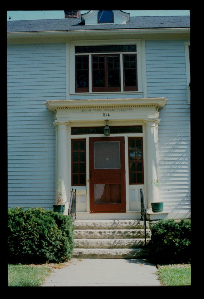 photo of Brackett House