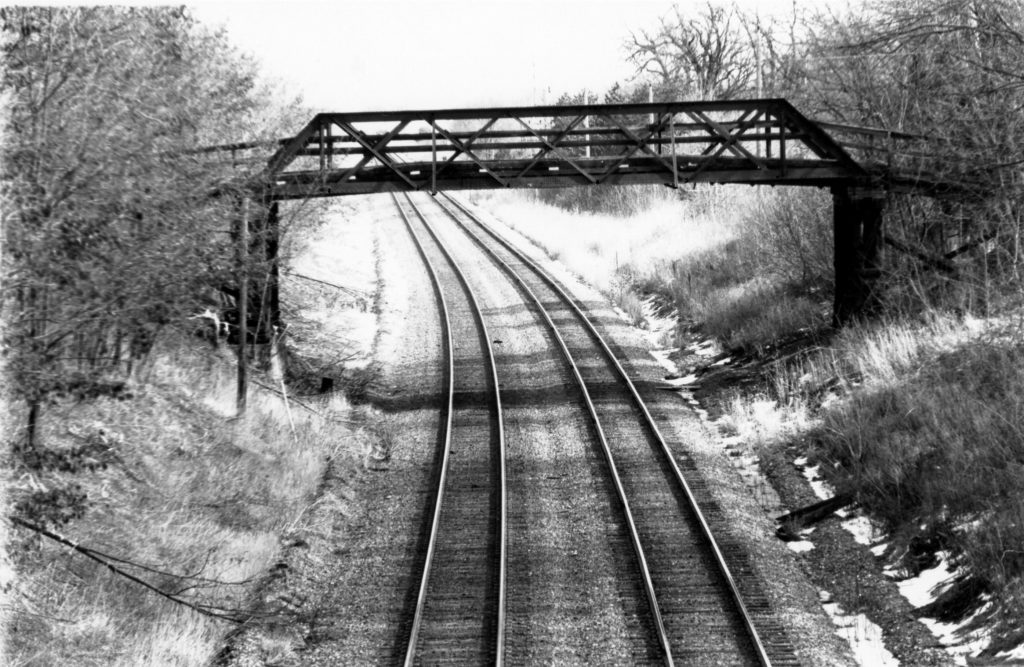 Bridge Near Cornell College