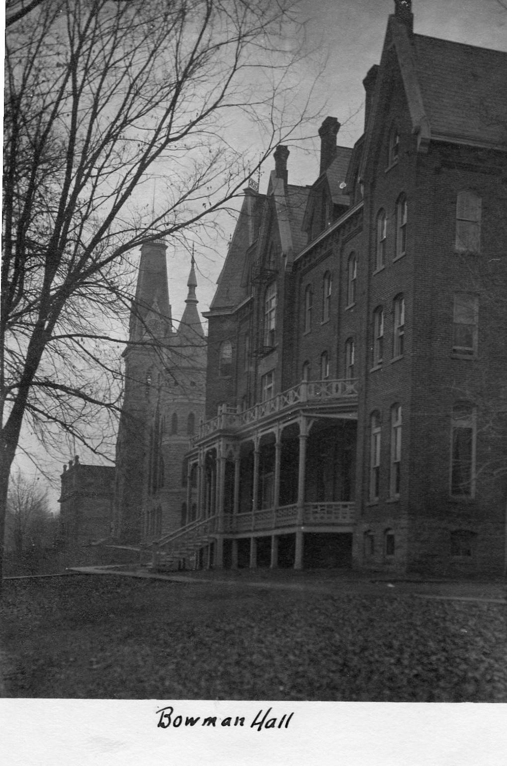 photo of Cornell Buildings Postcard