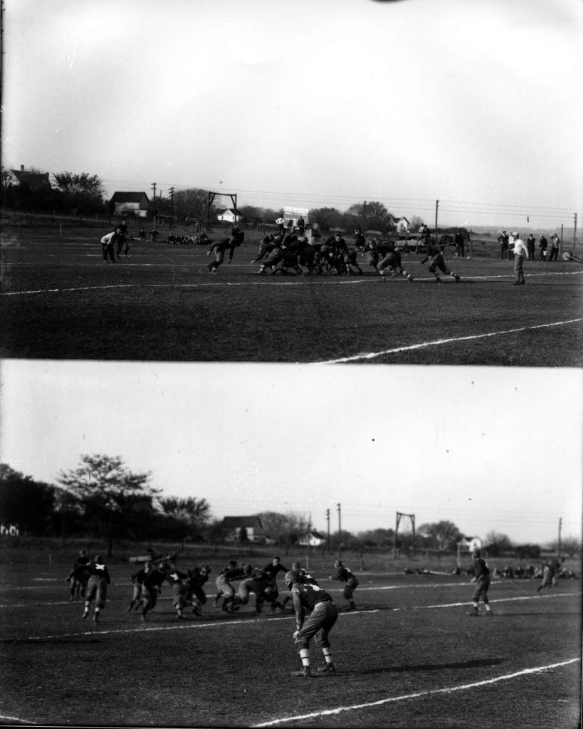 photo of Cornell Football