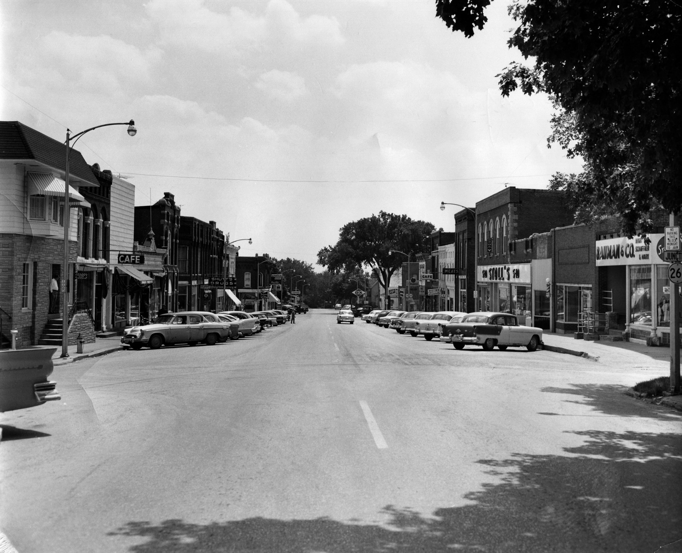 photo of First Street SW