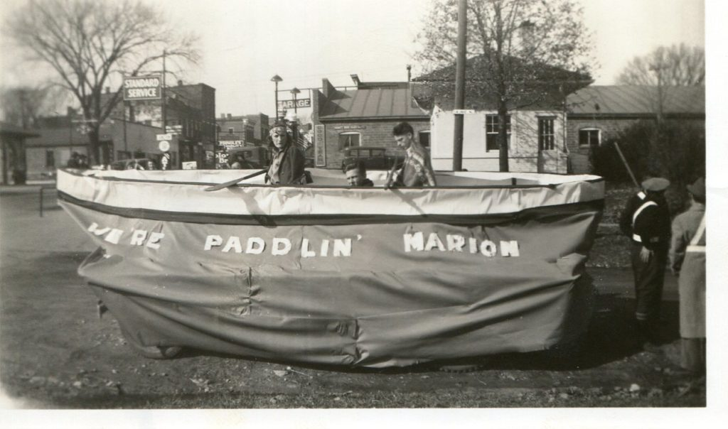photo of Football Float