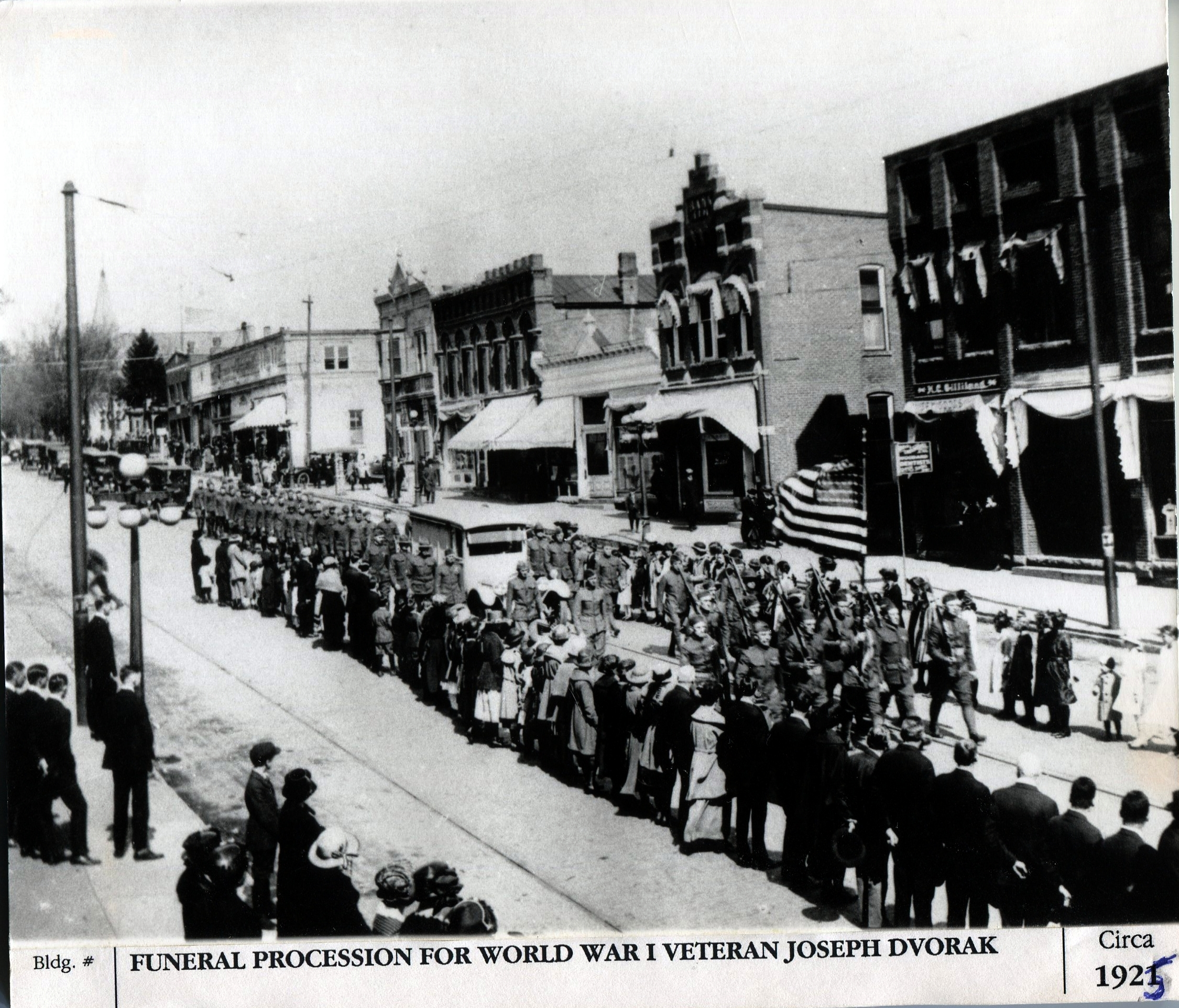 photo of Funeral Procession