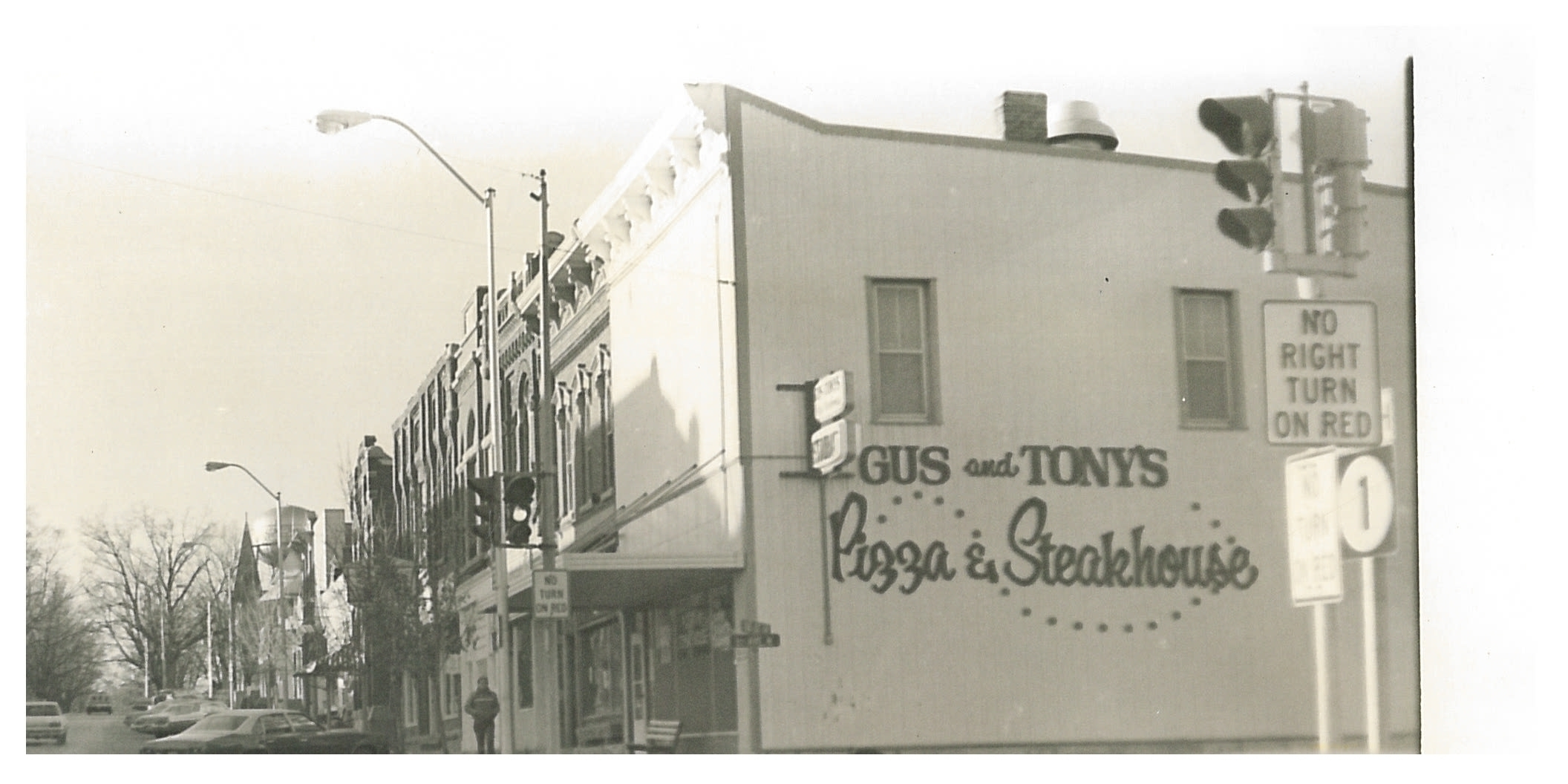 photo of Gus And Tony's Pizza and Steak House