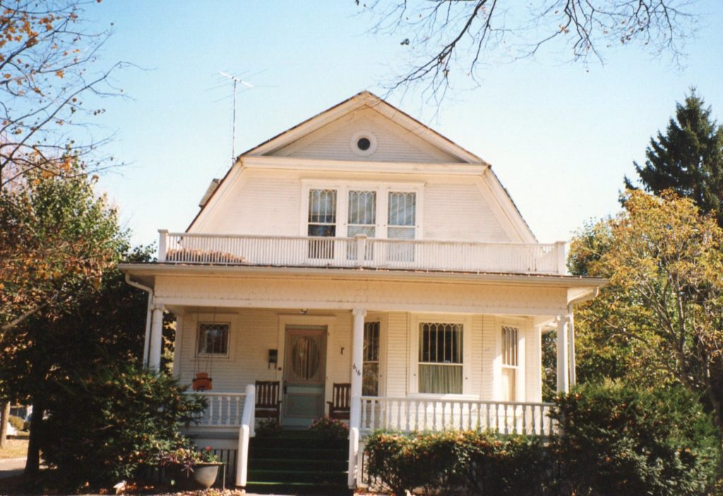 House in Ash Park District