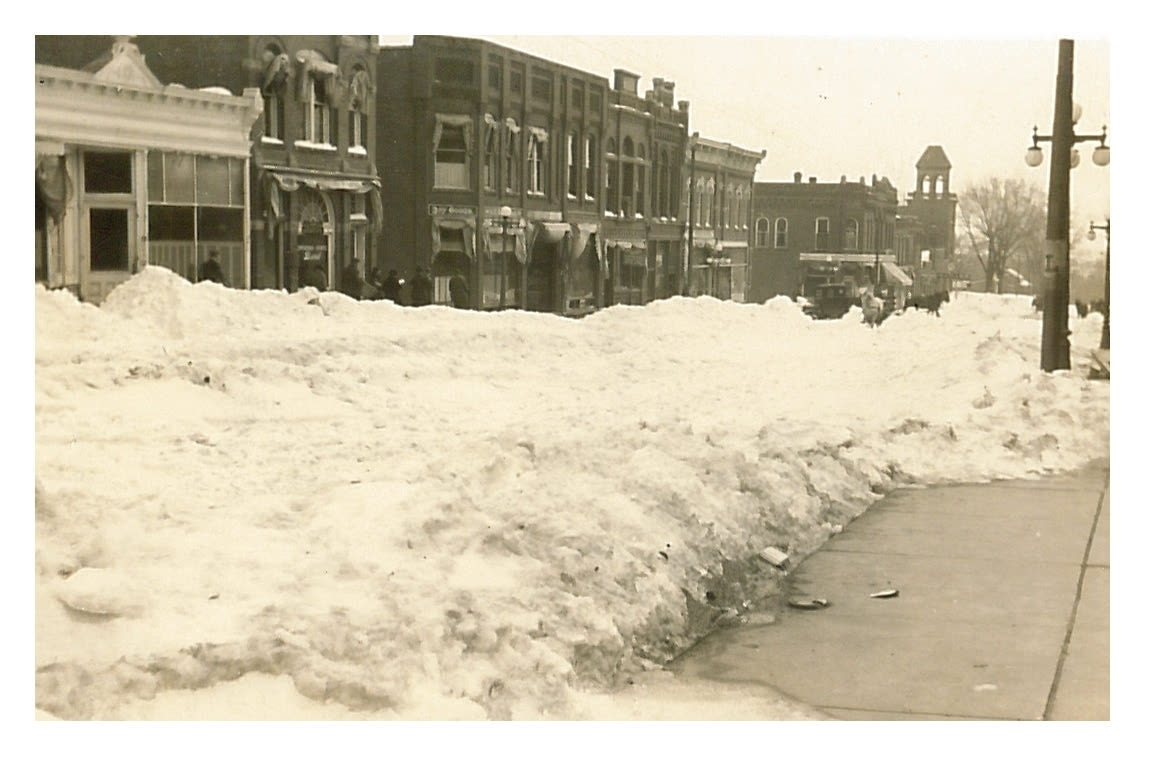 photo of Main Street - North Side in the Winter