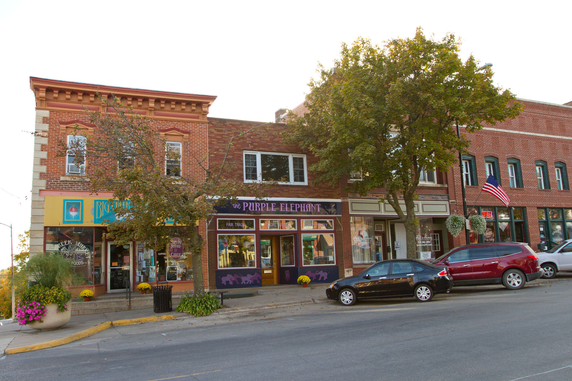 Mount Vernon Commercial district