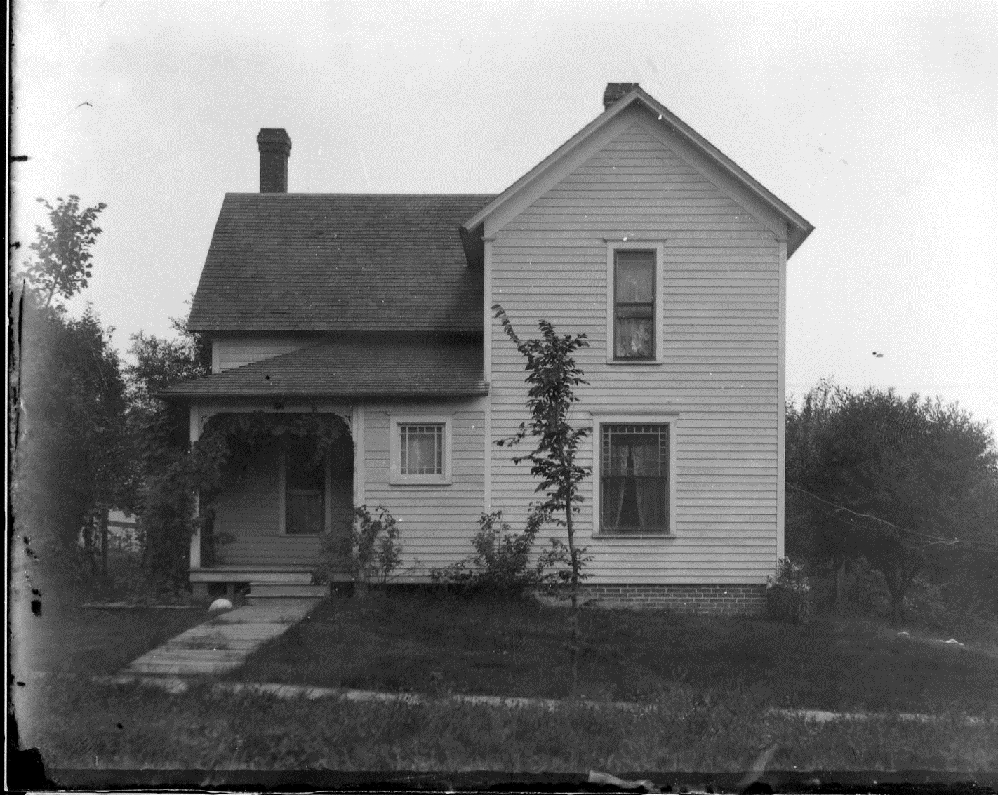 photo of Mount Vernon House-1912
