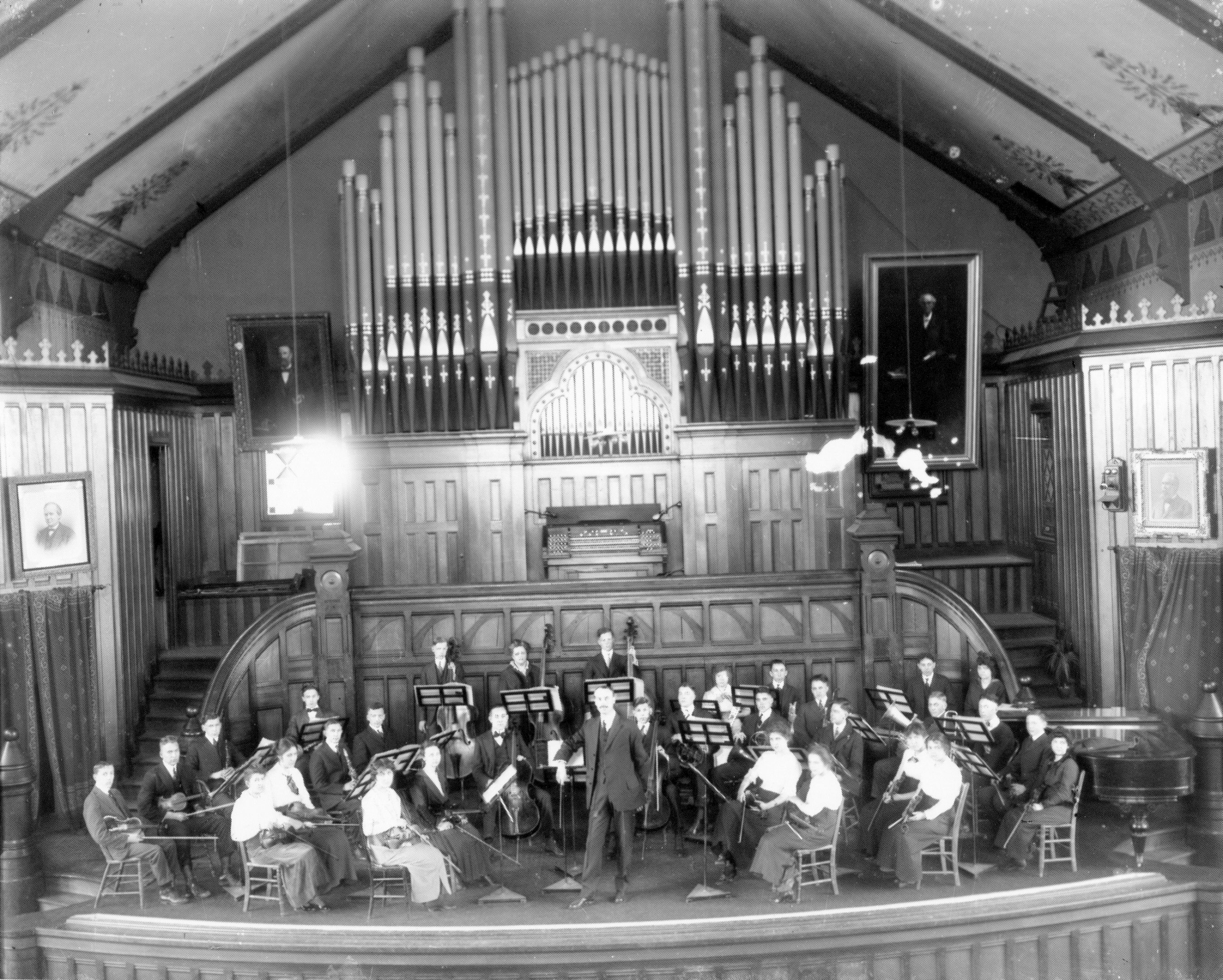 photo of Orchestra Performance