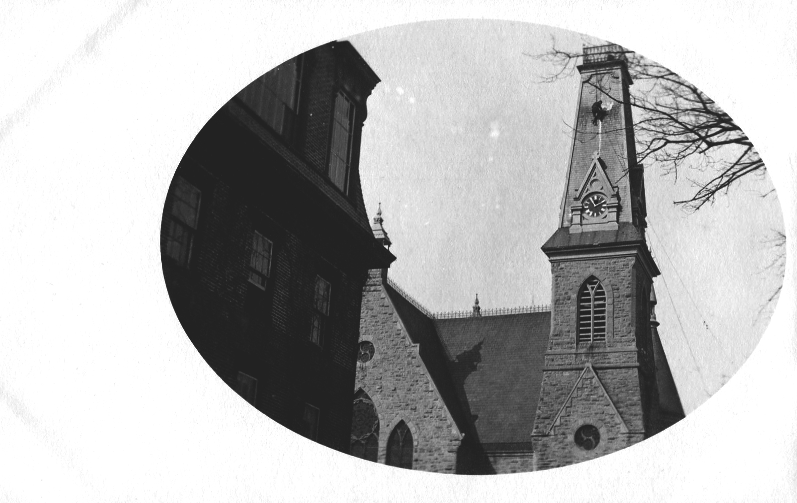photo of Postcard of King Chapel