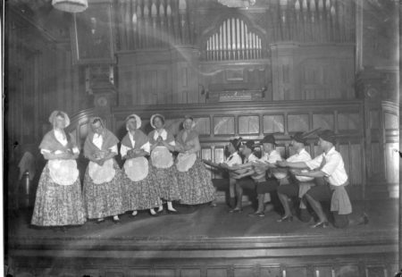 photo of Theatre Production in King Chapel