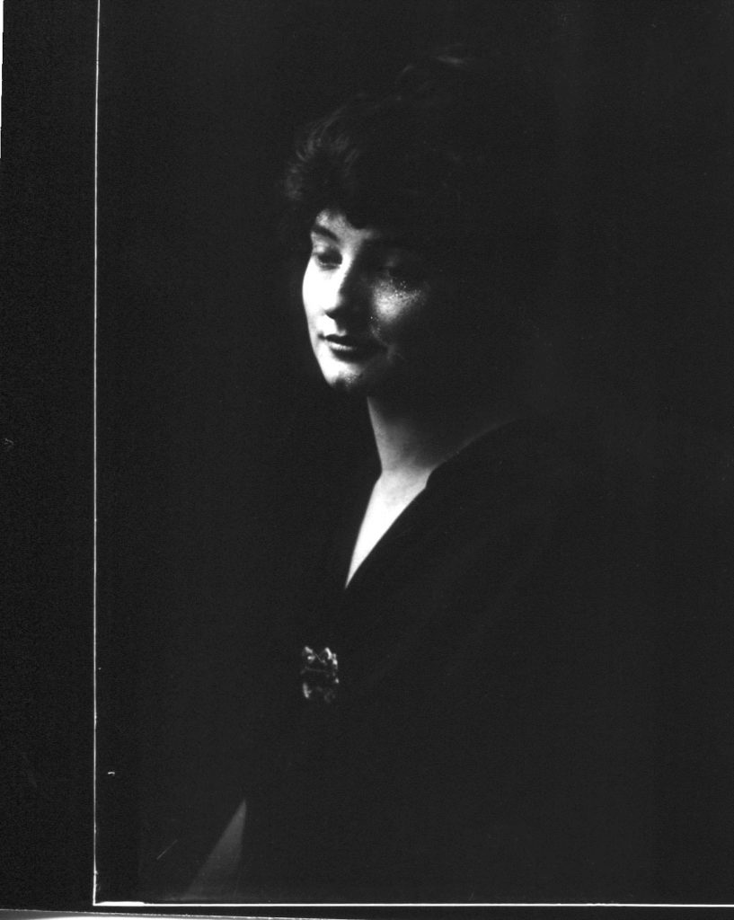 photo of Unidentified Cornell Student-1920