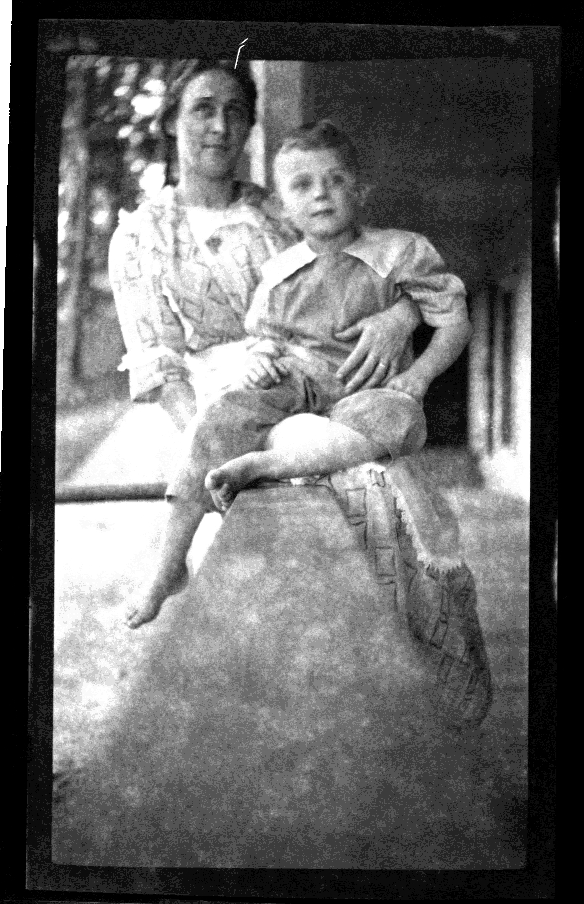 photo of Unidentified Family-1915