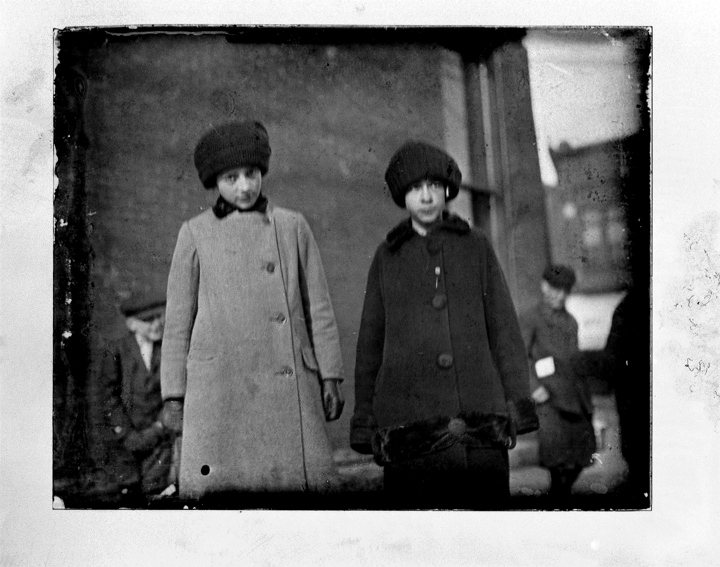 photo of Unidentified Girls