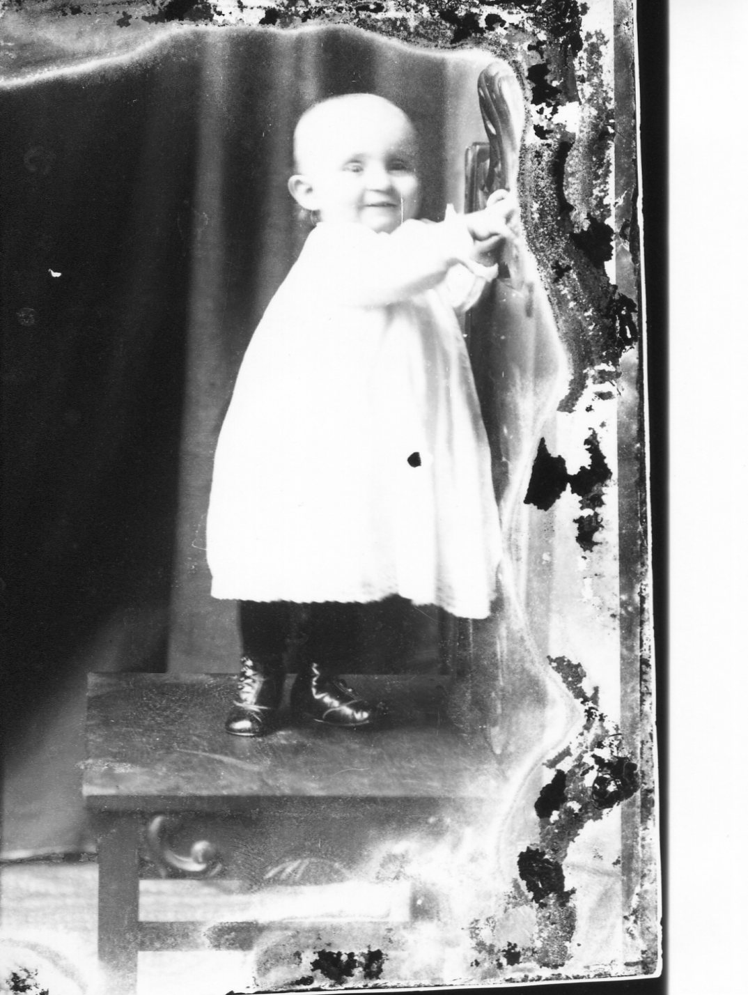 photo of Unidentified Infant