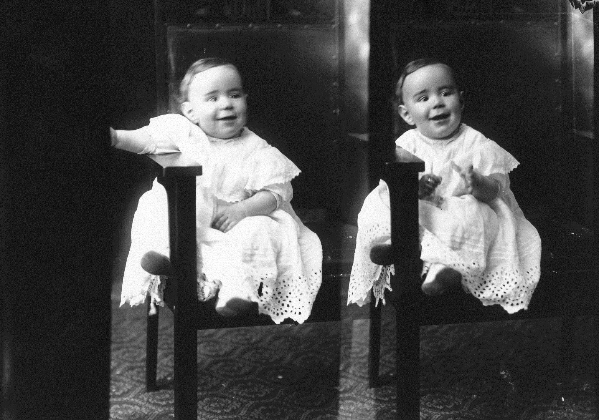 photo of Unidentified Infant-1915