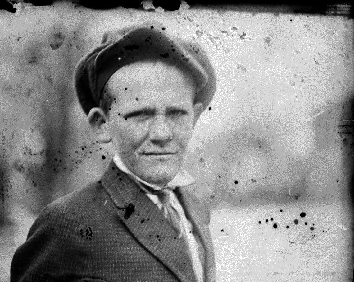 photo of Unidentified Man-1915