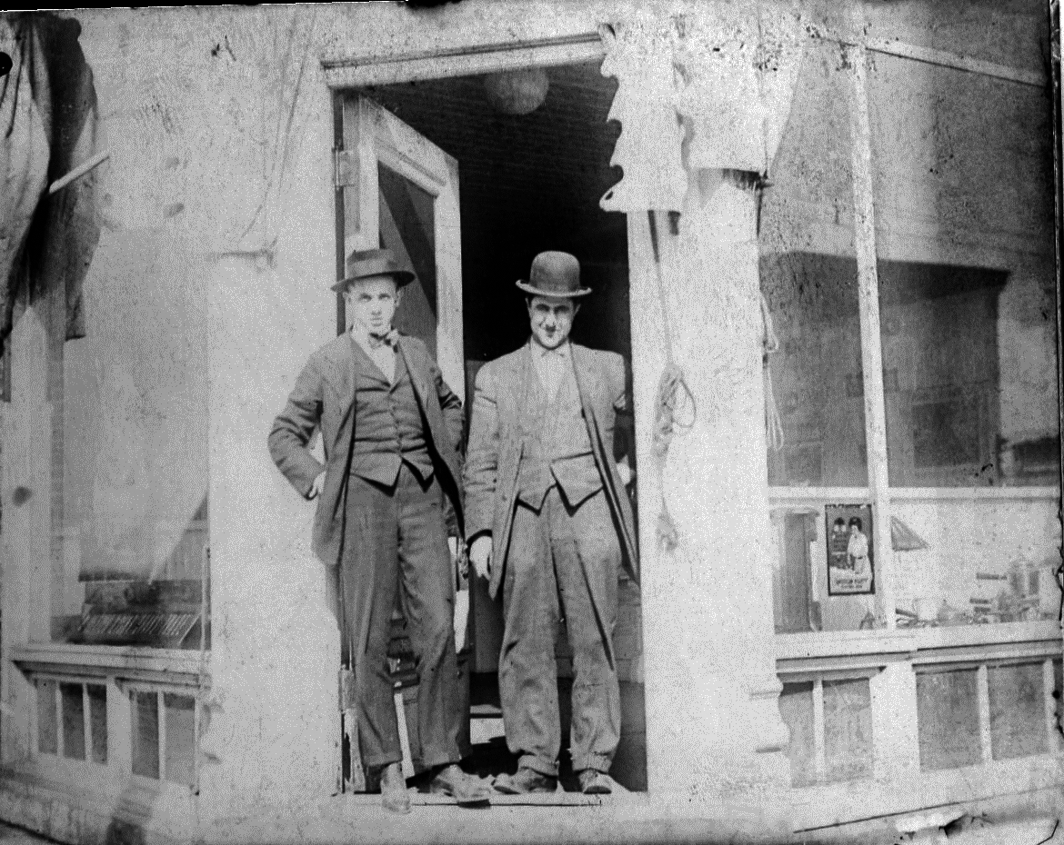 photo of Unidentified Men