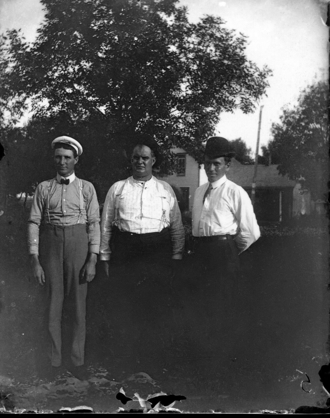 photo of Unidentified Men