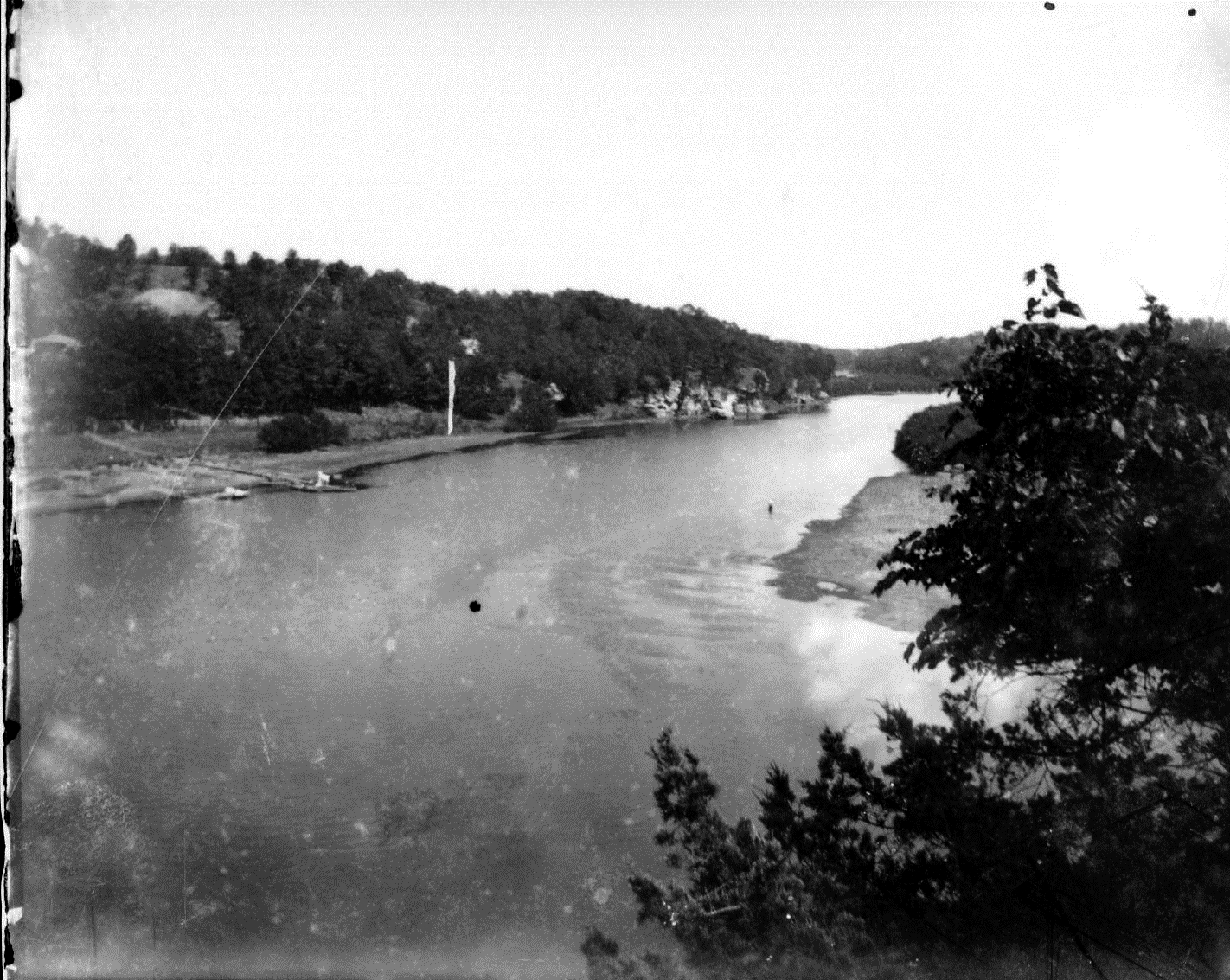 photo of Unidentified River Park Area