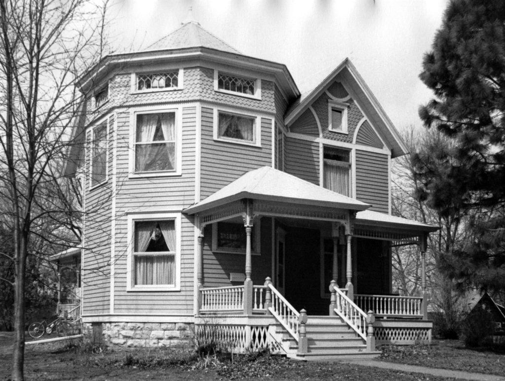 Van Valkenbery Home