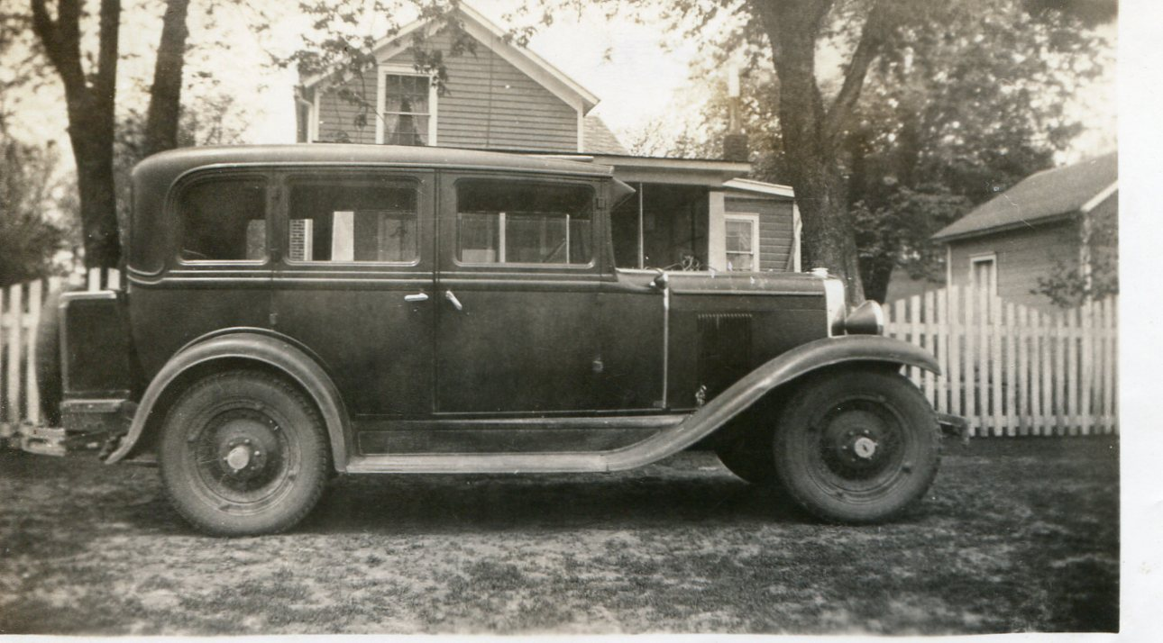 photo of 1930 Black Chevy