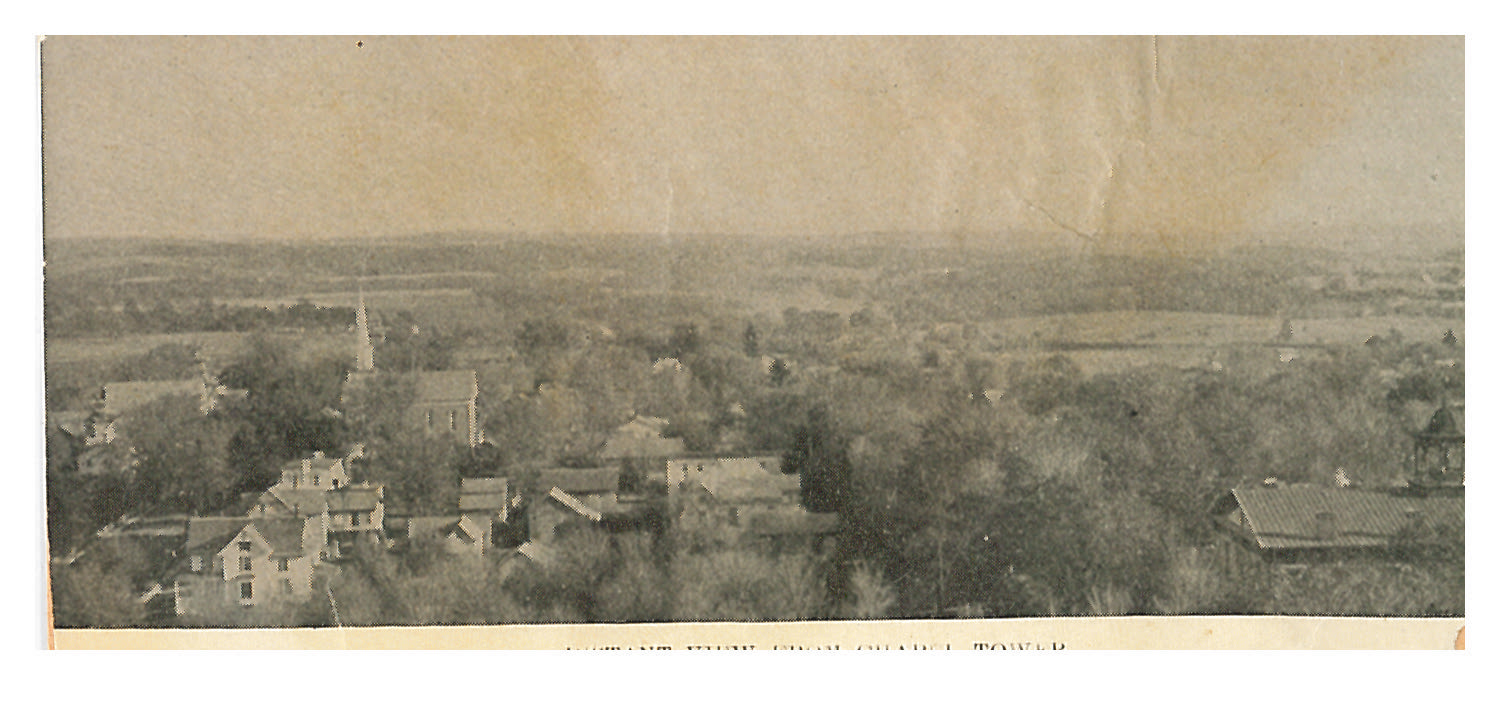 photo of Aerial of Cornell College