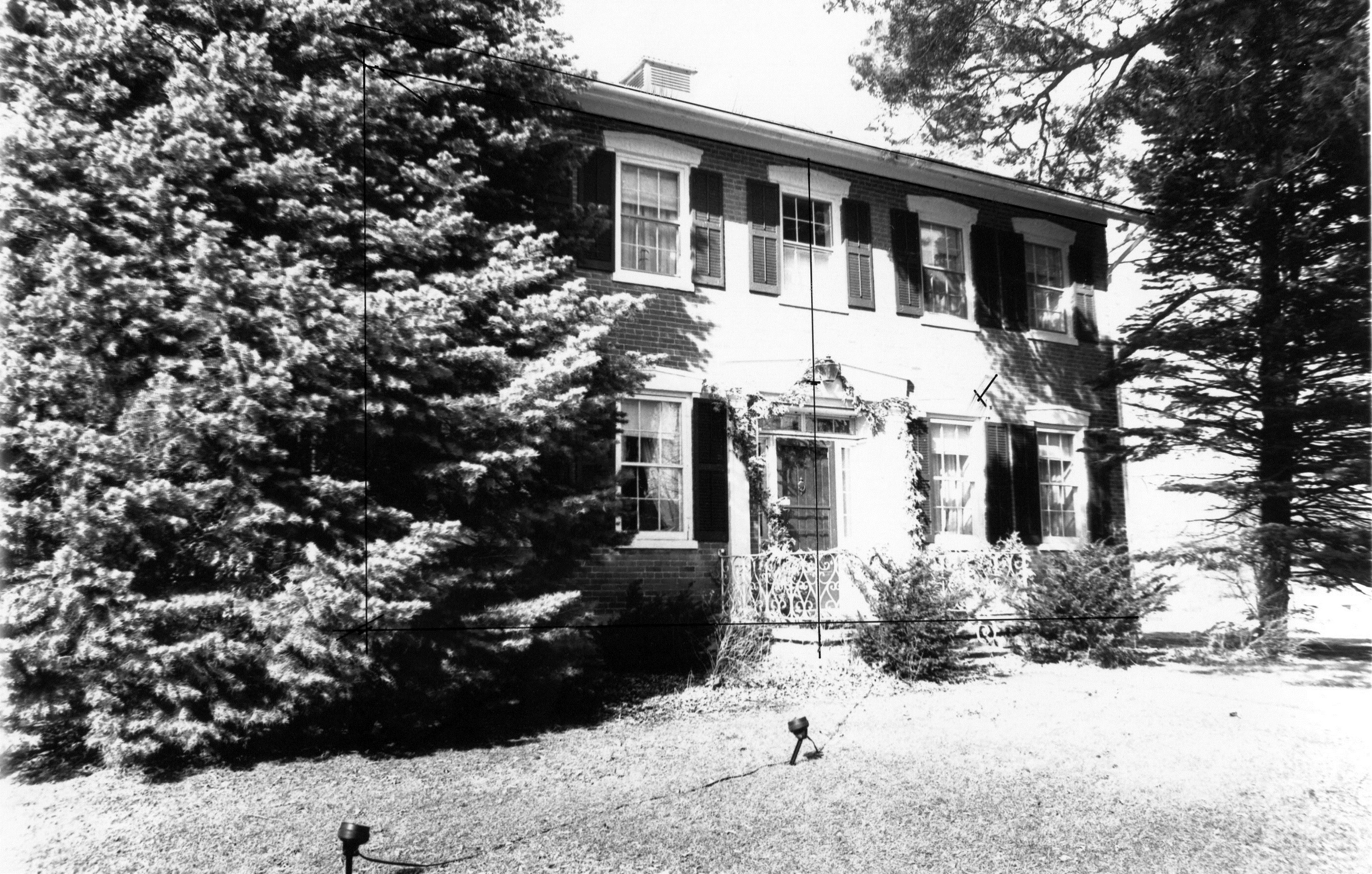 photo of Bauman House