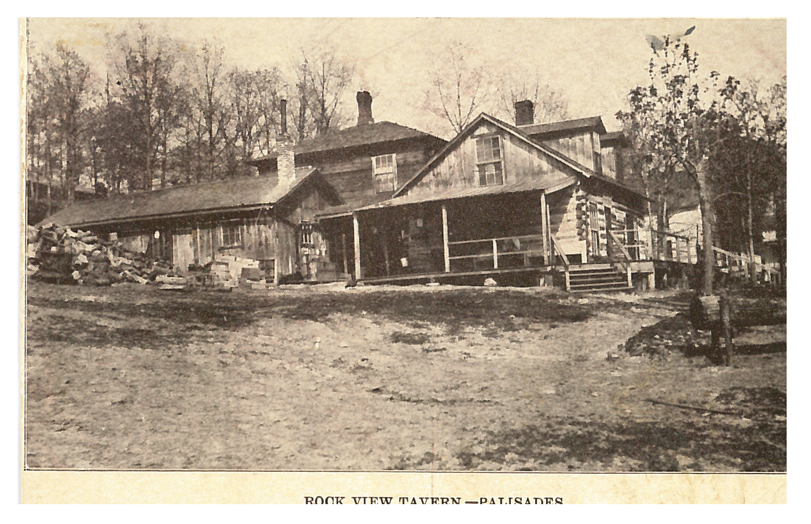 photo of Book View Tavern