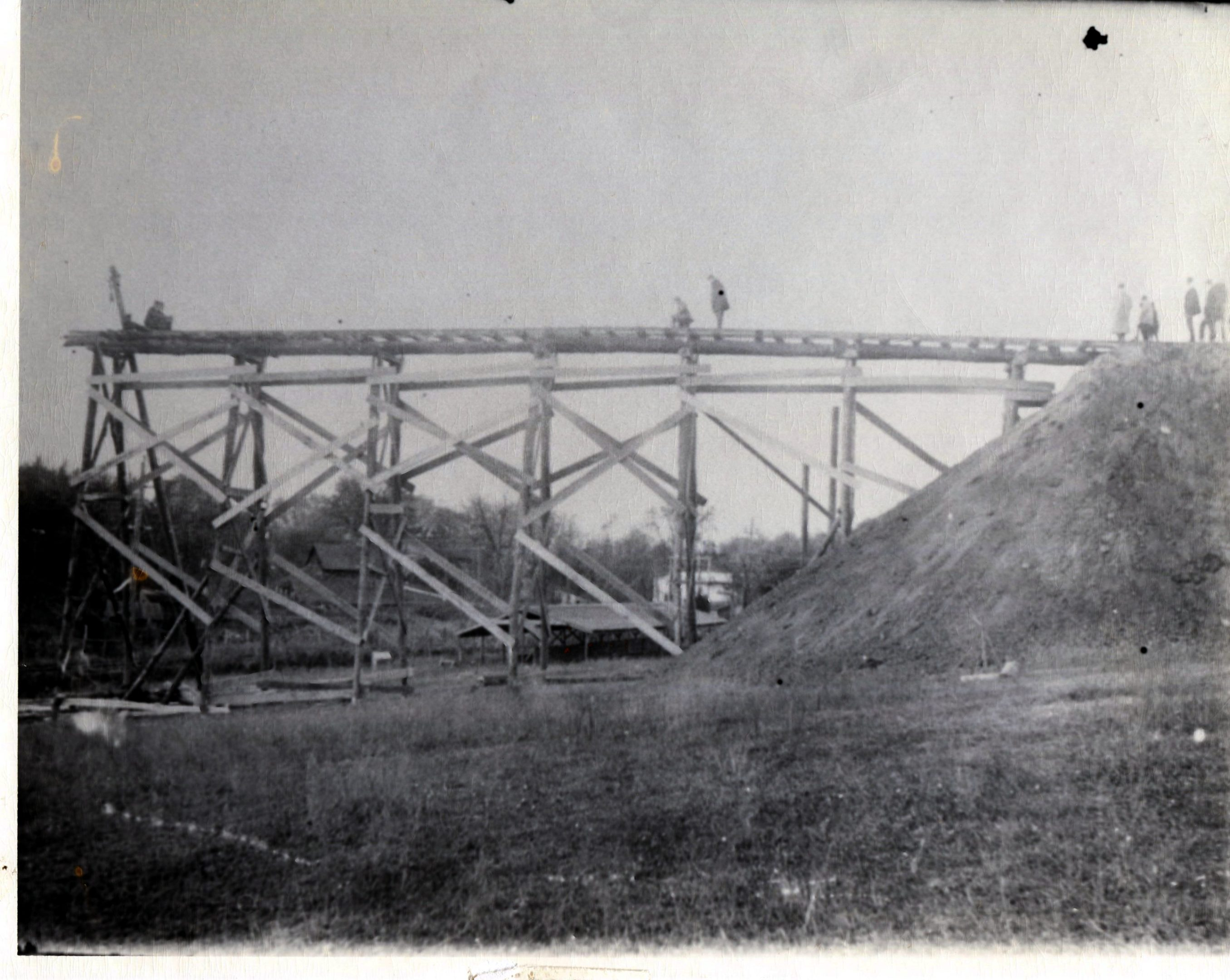 photo of Bridge Building