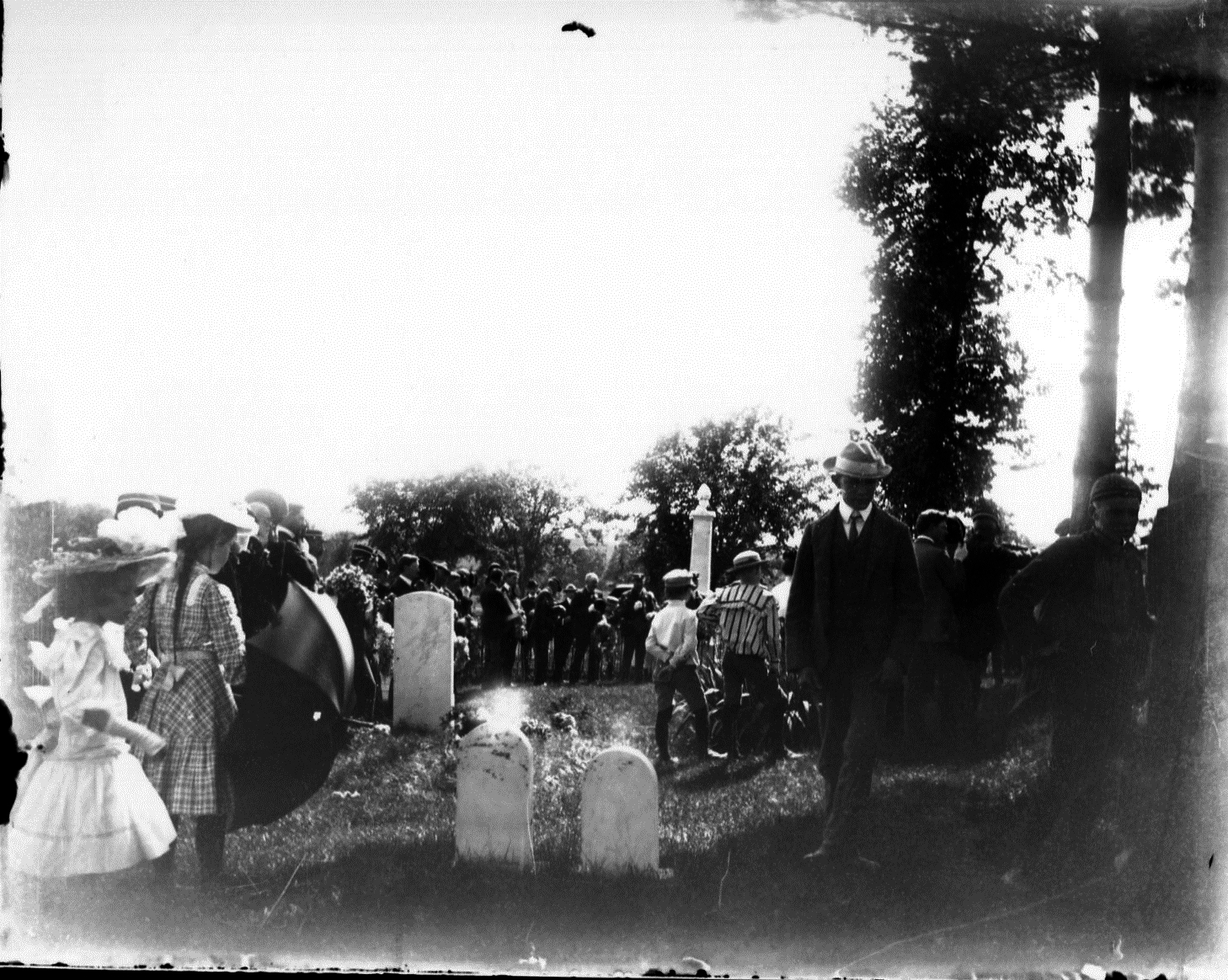 photo of Decoration Day-1915