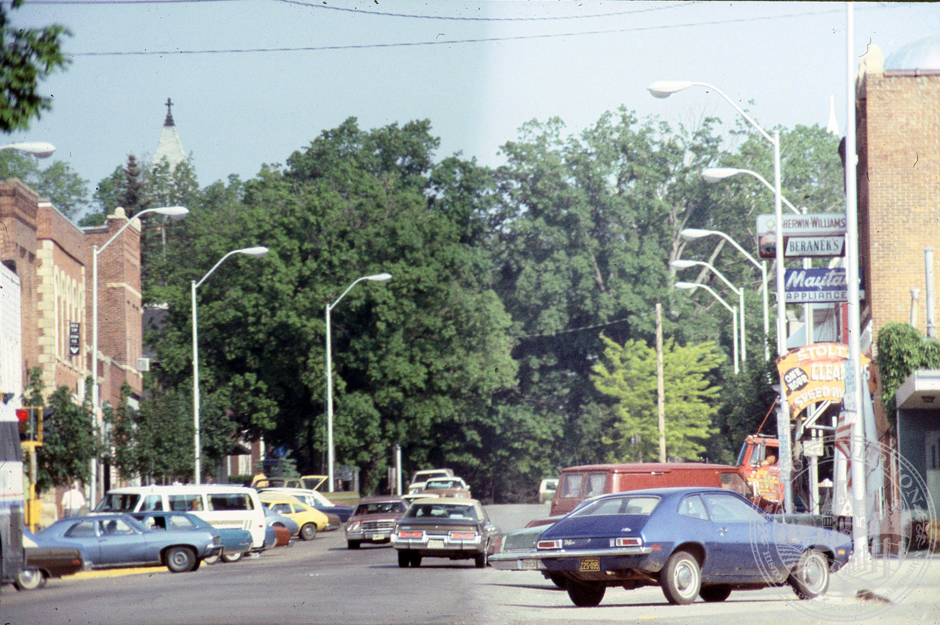 Photo of Downtown, 1998