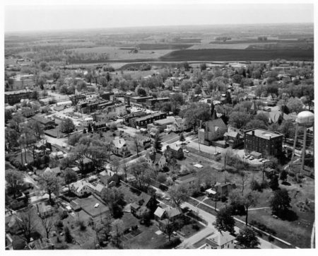 photo of Downtown Mount Vernon-1970