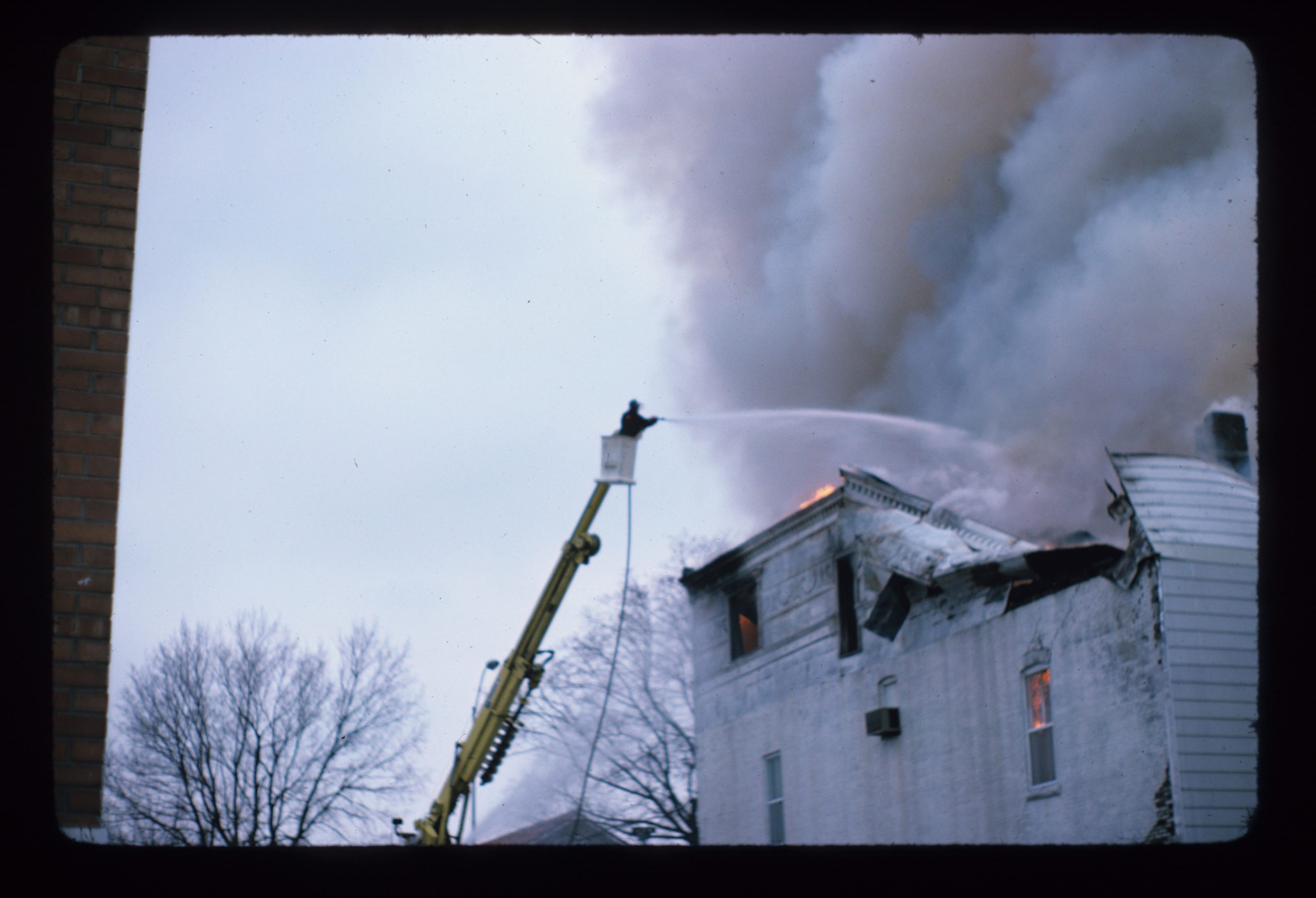 photo of Fire in 1975
