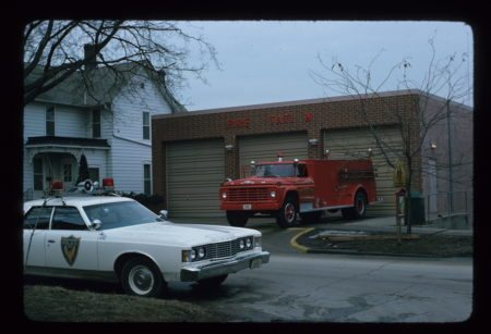 photo of Fire Station-1980