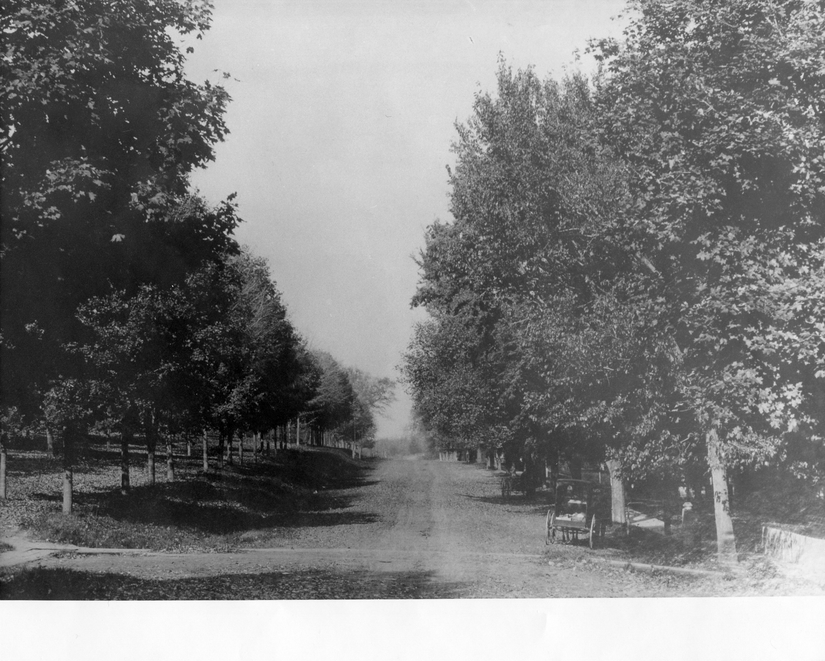 photo of First Street