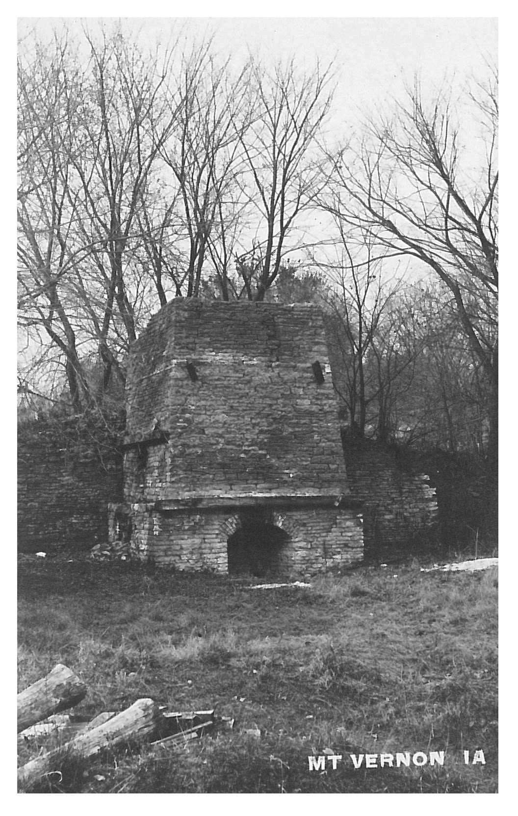 photo of Lime Kiln