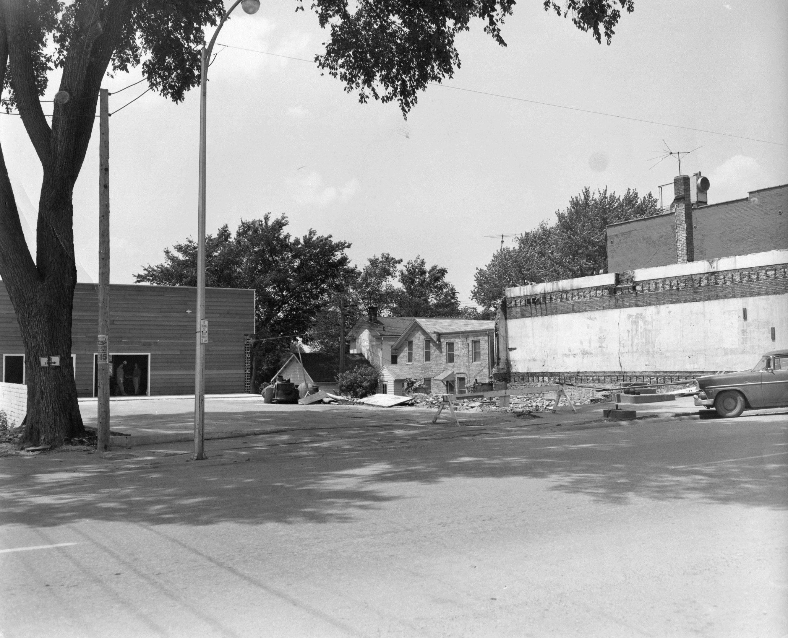 photo of Main Street Demolition