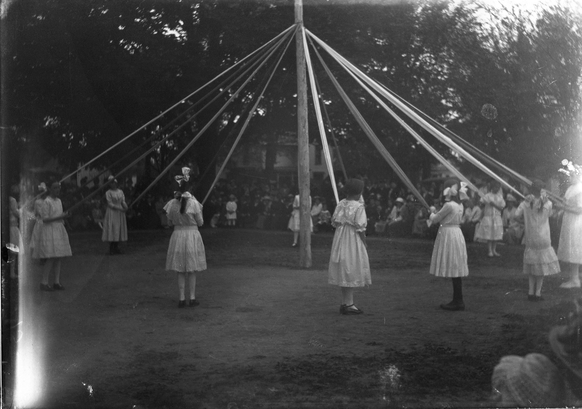 photo of May Pole Festival