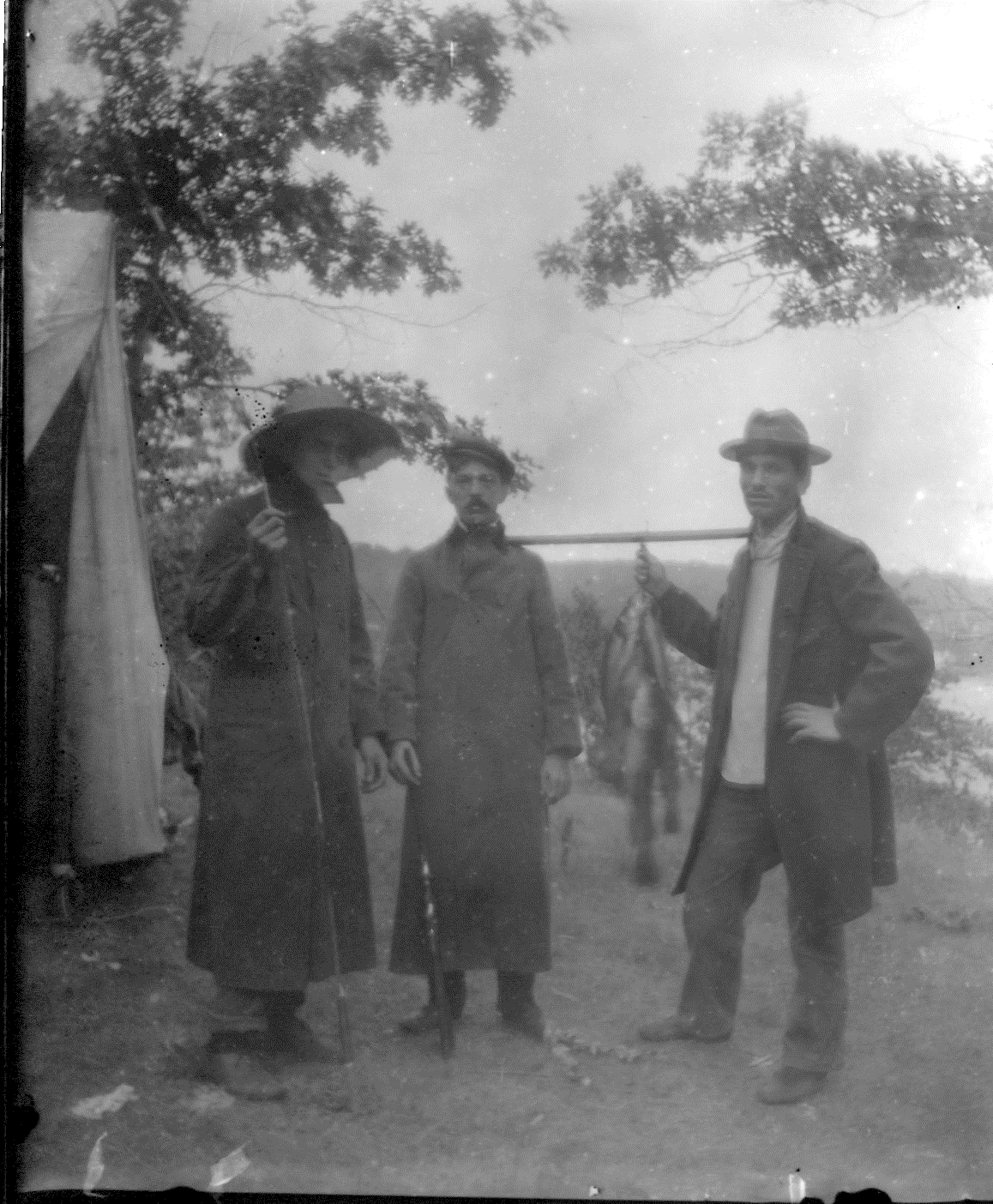 photo of Men After Fishing