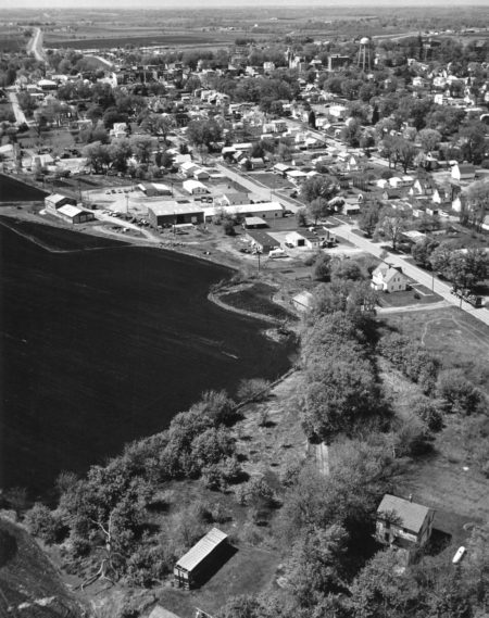 photo of Mount Vernon Aerial