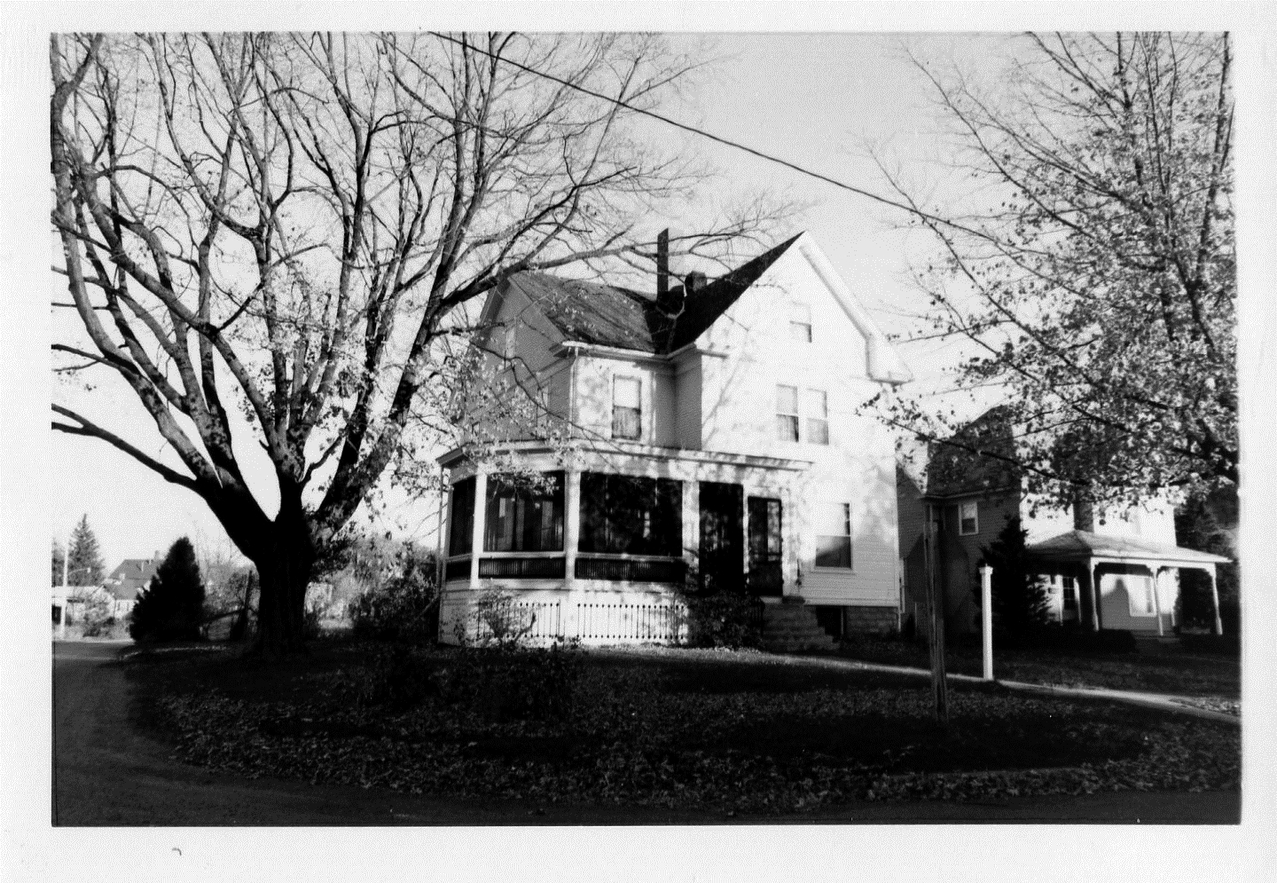 photo of Mount Vernon House-1940
