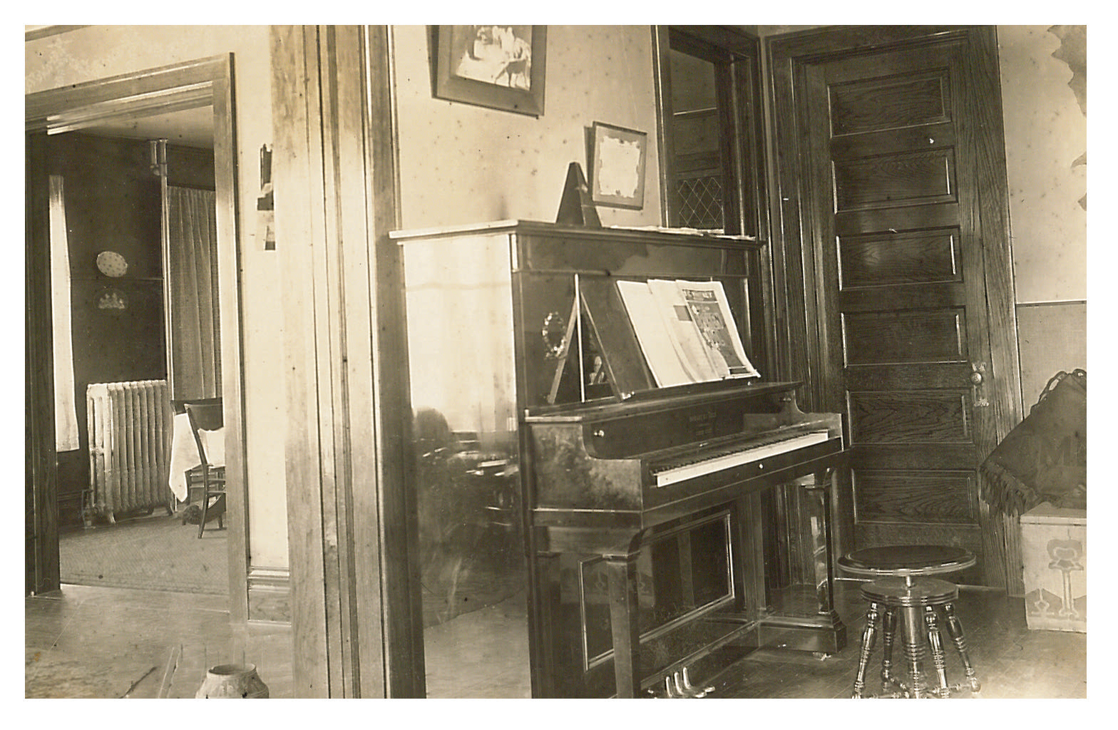 photo of Old Piano