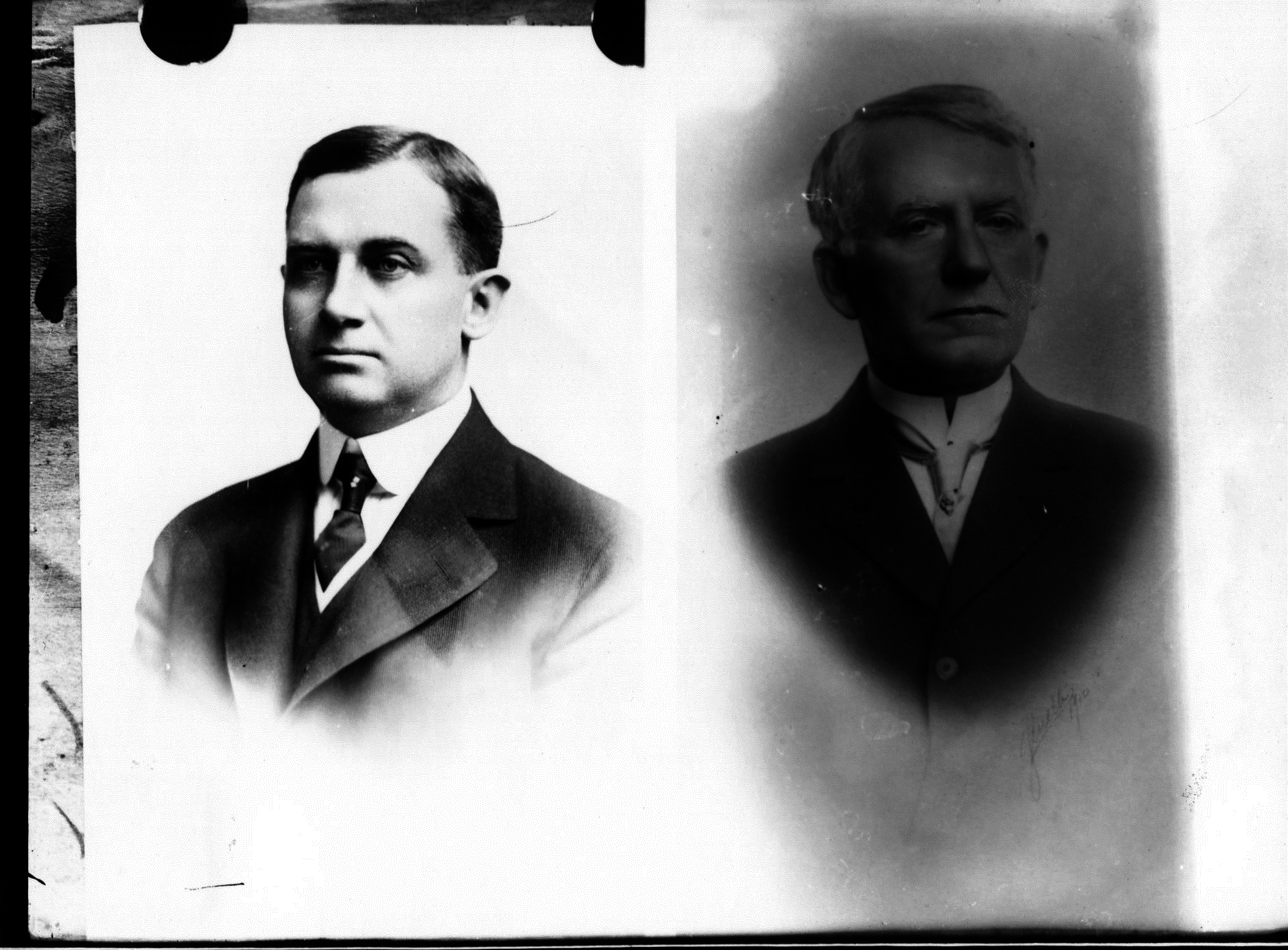 photo of Portrait of an Unidentified Man