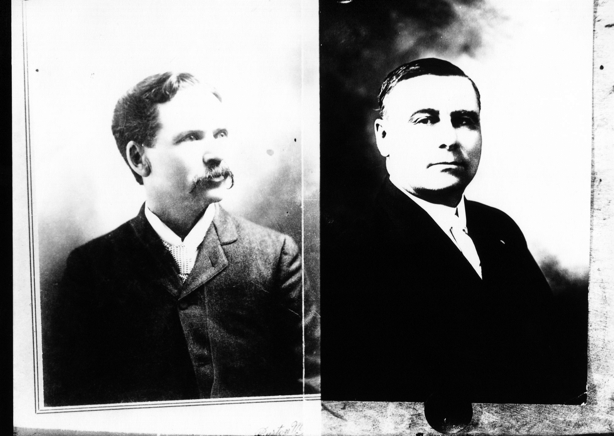 photo of Portraits of an Unidentified Man