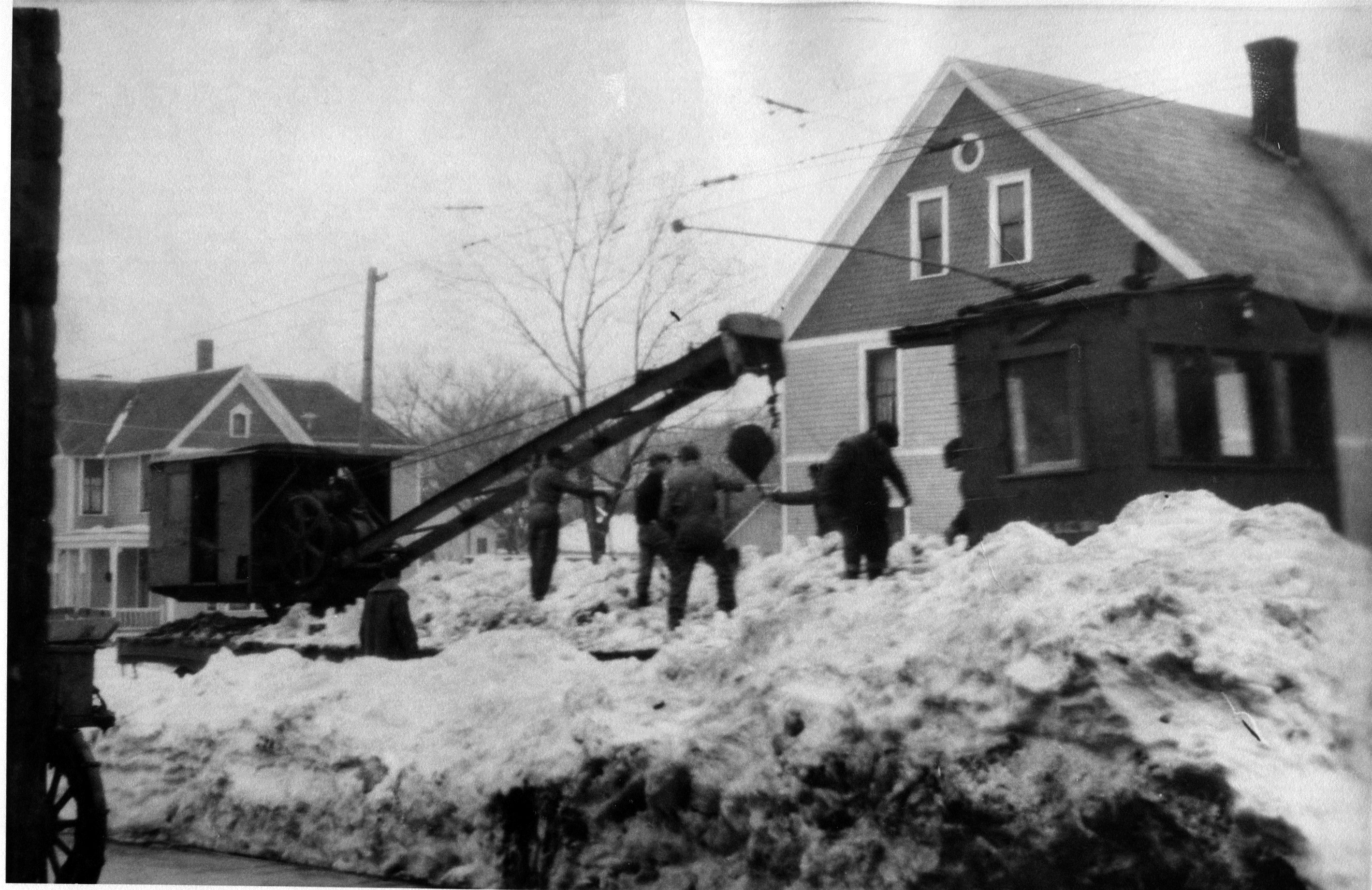 photo of Snow Shovelers