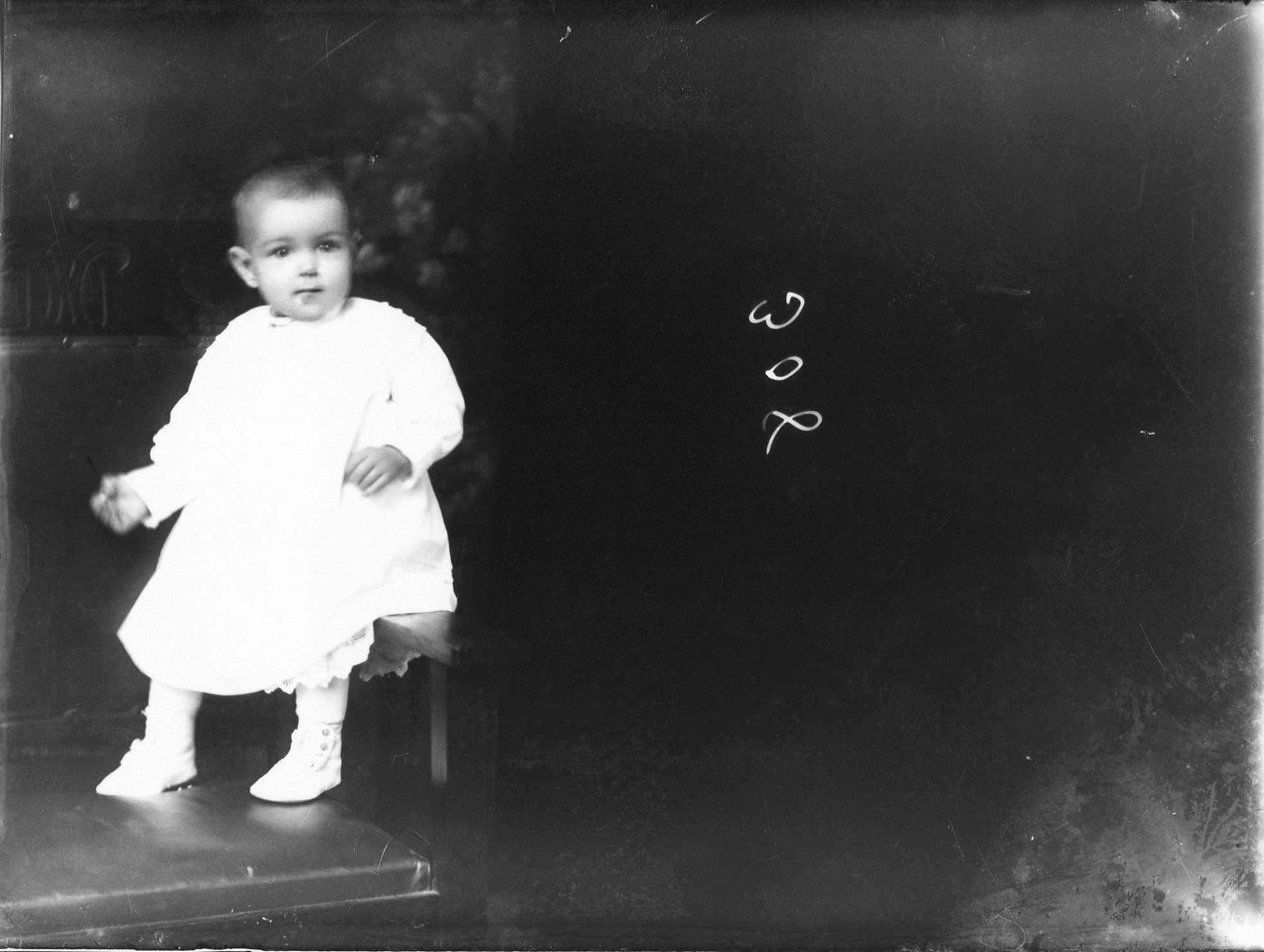 photo of Unidentified Child