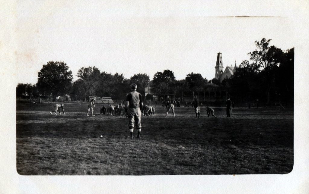 photo of Unidentified Cornell Baseball Game